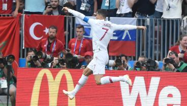The Greatest Goal Celebrations Of The 2018 World Cup