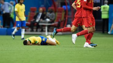 Eric Cantona Has Acting Advice for Neymar