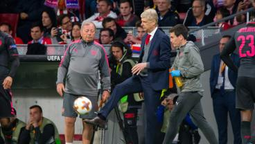 Arsene Wenger Being Linked With Bayern Munich Job By German Media