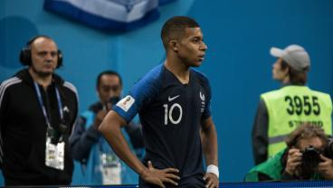 Mbappe Congratulated By Pele After Becoming Second Teenager To Score In A World Cup Final