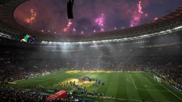 FIFA 18 Actually Nailed Its World Cup Predictions