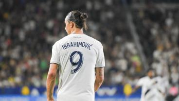 Zlatan's LA Galaxy Crash Out Of Playoffs Following Horrendous Choke vs. Houston
