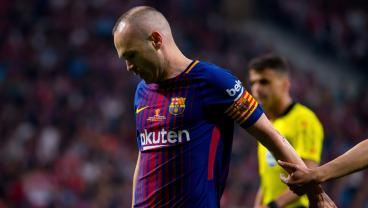 Andres Iniesta Opens Up About Depression, Suicidal Thoughts Following Treble Season