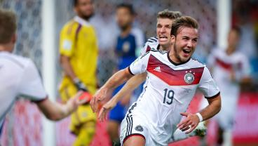 2014 Hero Mario Gotze Left Off Germany's World Cup Squad