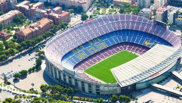 12 U.S.-Based Companies That Could Buy Naming Rights To Camp Nou