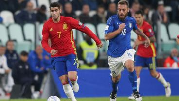 Alvaro Morata's Nightmare Season Ends Without A World Cup Call