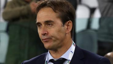Spain Fire Manager Julen Lopetegui Two Days Before Portugal Opener