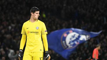 Thibaut Courtois Hard-Balled Chelsea With Training No-Show