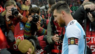 Lionel Messi Uncertain Over International Future Ahead Of World Cup