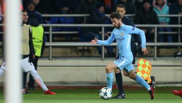 Guardiola Calls Bernardo Silva's Community Shield Performance 'A Masterpiece'
