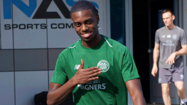 Timothy Weah Arrives At Celtic On Six-Month Loan Deal