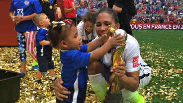 How Professional Soccer Stars Balance World Cups And Motherhood