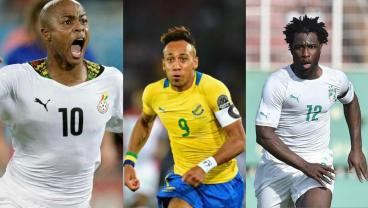 10 Stars Of The 2017 Africa Cup Of Nations