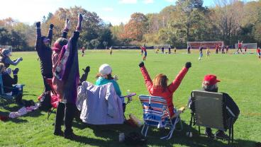 The 20 Stages Of Game Day For Every Youth Soccer Parent