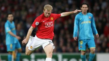 Here Are 10 Beautiful Passes From Paul Scholes Because You Deserve It