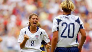 The U.S. Women's National Team Ultimate Starting XI
