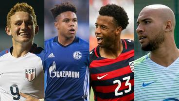 The Next Competitive USMNT Game Is Over 600 Days Away. What Will The Starting XI Look Like?