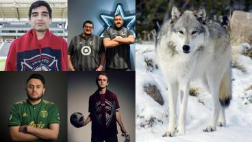 Which eMLS Gamer Would We Back To Kill A Wolf In Single Combat?