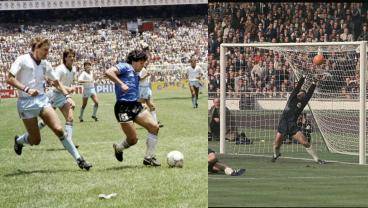 The Most Unforgettable Goals From Every World Cup
