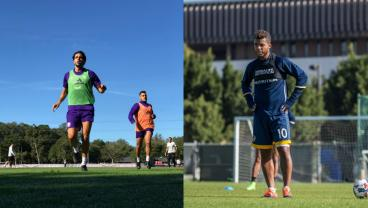 The Best Photos From The Opening Of MLS Preseason