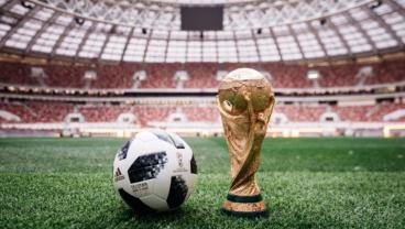 The History Of The Official World Cup Match Balls