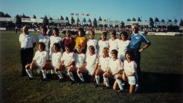 The USWNT Debuted In 1985. This Is What They Looked Like