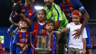 Ranking The Cutest Kids Of Football Stars
