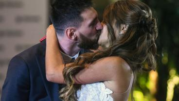 The Best Photos From Lionel Messi's Star-Studded Wedding