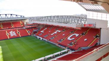 A Fan's View Inside Liverpool's Anfield Home