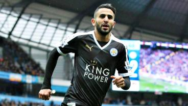 Riyad Mahrez Scores Decisive Goal in Clash Against Manchester City