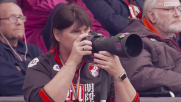 The 1st Transgender Person Working in the Premier League