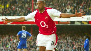 Thierry Henry's Best