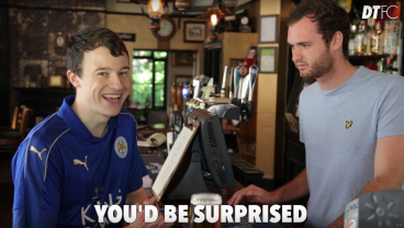 How EPL Teams Would Act At A Bar