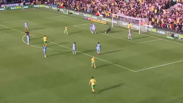 Wes Hoolahan Scores A Great Goal For Norwich