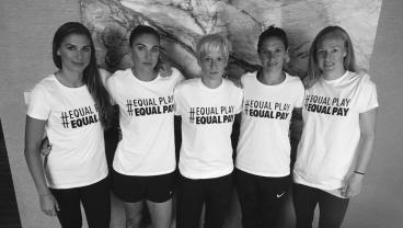 It's Time For Equal Pay for Equal Play