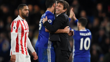 How Antonio Conte's 3-4-3 System Propelled Chelsea To The Top