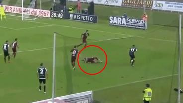 This 19 Year Old Ended Some Serie B Dude's Career