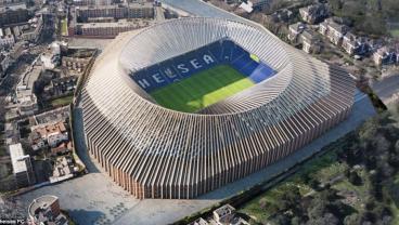 Numbers behind the Stamford Bridge remodel
