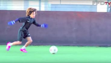 10-Year-Old Chelsea Wonderkid Is Legit