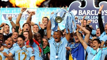 Relive The Game When Manchester City Won The Premier League