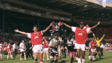 Arsenal 1998 FA Cup Victory