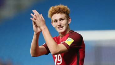 Josh Sargent Is America's Next Big Star Behind Cristian Pulisic