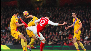Arsenal's Top 10 Goals of 2016/2017