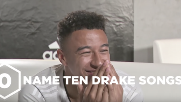 Ander Herrera And Jessie Lingard Take On The 10in10 Challenge.