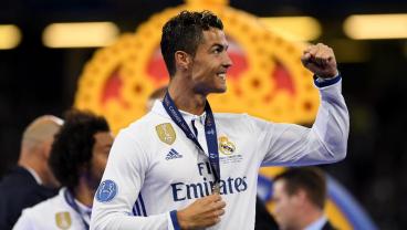 Things That Make Ronaldo Happy