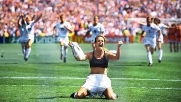 1999 Women's World Cup Shootout