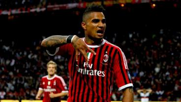Relive The Goal When Kevin Prince Boateng Had Barcelona In The Palm Of His Hand
