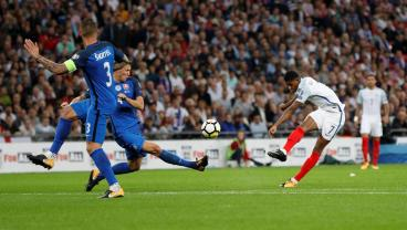 Marcus Rashford Hits A Beauty To Make England Fans Forget About Past World Cup Woes