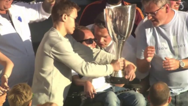 The Reason Why the FC Copenhagen Fans are Up for the FIFA Fan Award