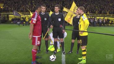 Roman Bürki's Prematch ritual is hilarious for Borussia Dortmund